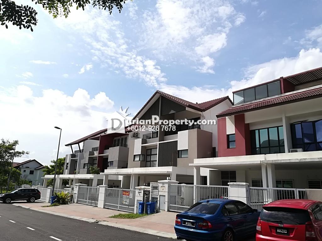 Semi D For Rent at Cahaya Alam, Shah Alam