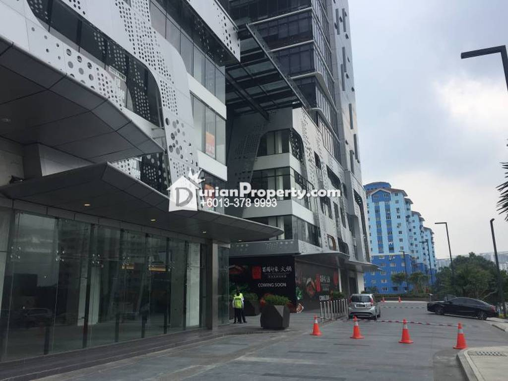Shop For Rent at Aurora Place, Bukit Jalil