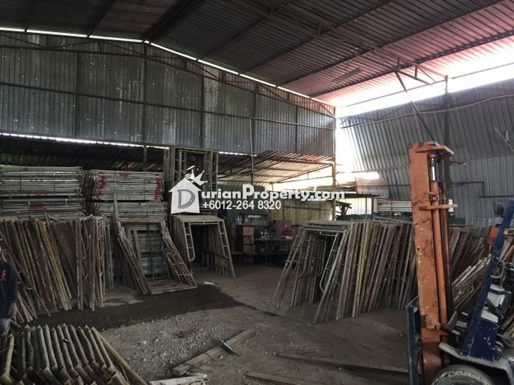 Detached Warehouse For Rent at Kawasan Perindustrian Balakong 18, Balakong