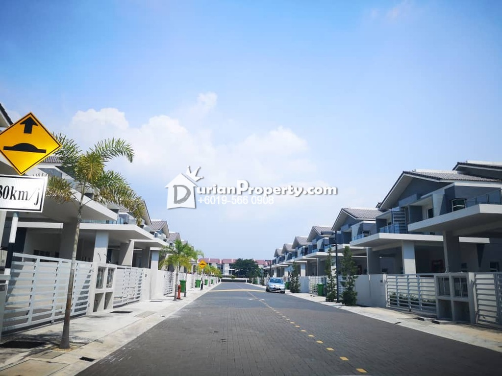 Semi D For Sale at Raintree Park @ Pearl City, Simpang Ampat