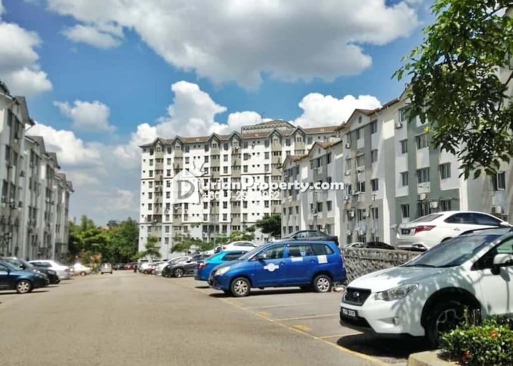 Apartment For Sale at Pangsapuri Mayang, PUJ 8