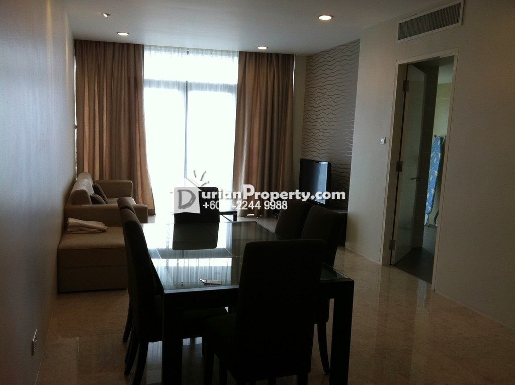 Serviced Residence For Rent at K Residence, KLCC