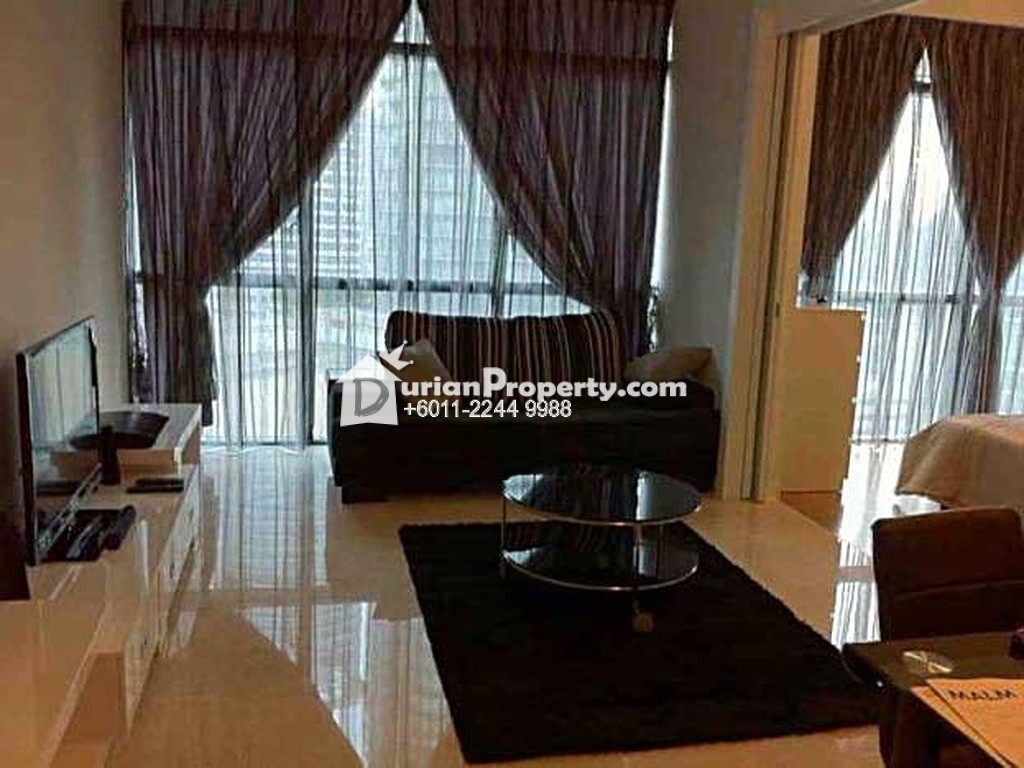 Serviced Residence For Rent at Panorama, KLCC
