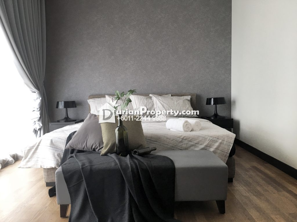 Serviced Residence For Rent at Hampshire Residences, KLCC