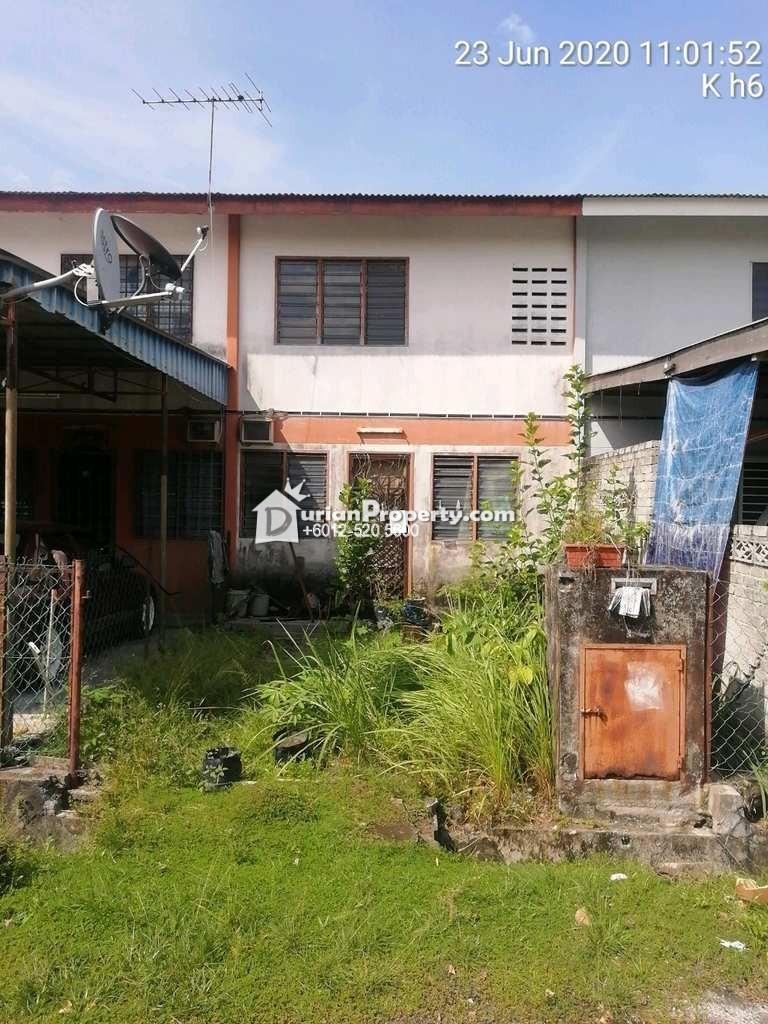 Terrace House For Auction at Taman Sungai Kapar Indah, Kapar