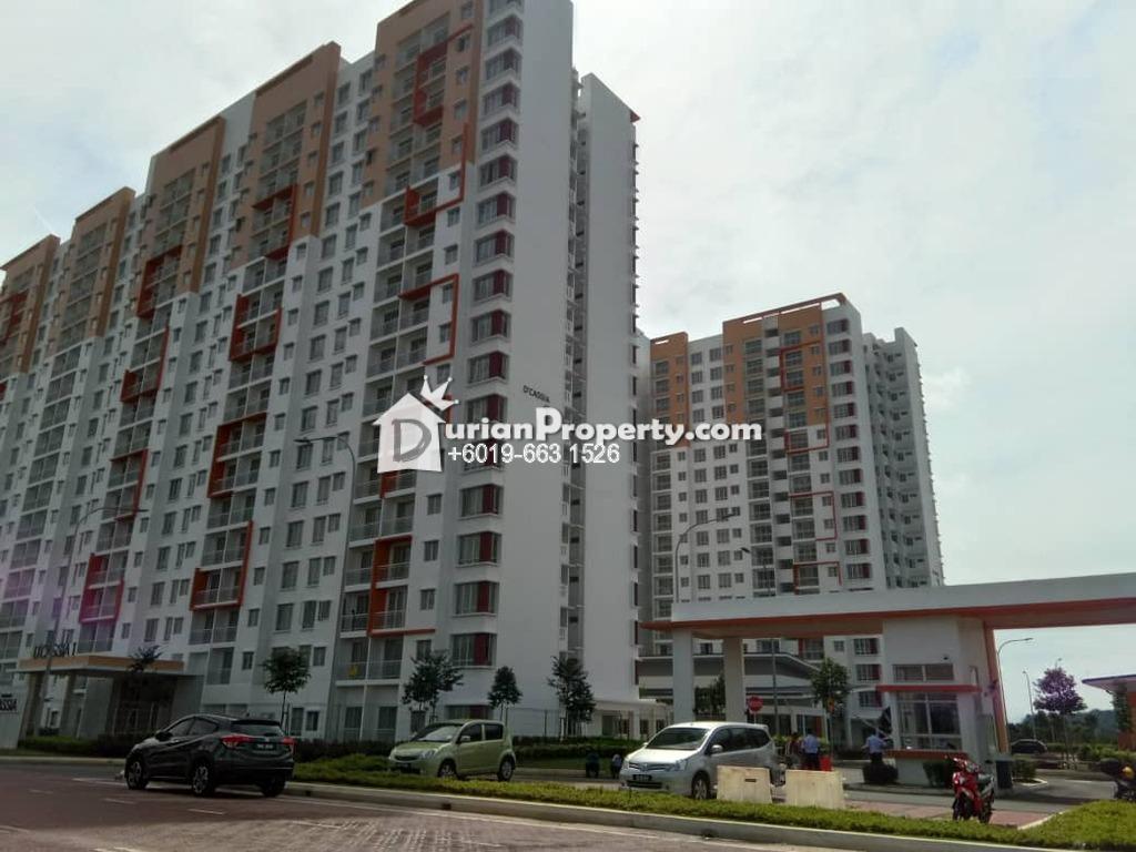 Apartment For Sale at D'Cassia Apartment, Semenyih