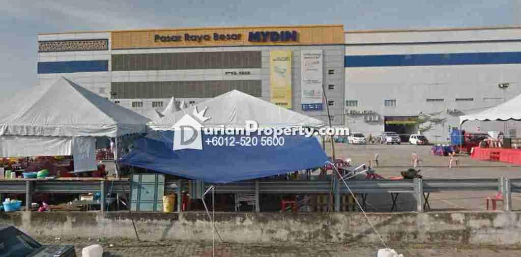 Shop For Auction at Ipoh, Perak