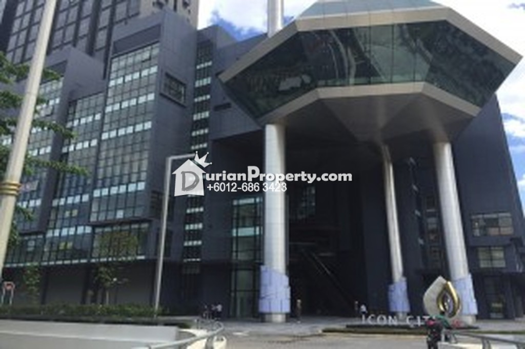 Condo For Sale at Icon City, Sungei Way