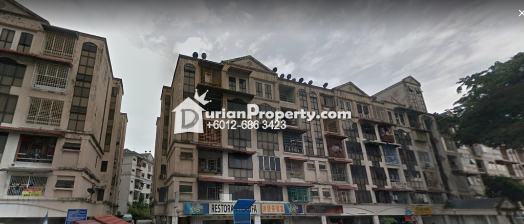 Flat For Sale at Lembah Maju Flat (RP1 RP2 RP3 RP4), Pandan Indah