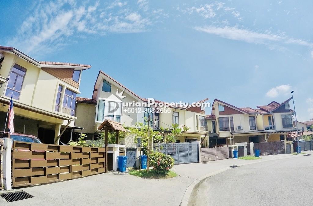 Superlink For Sale at Lagenda 1, Bukit Jelutong