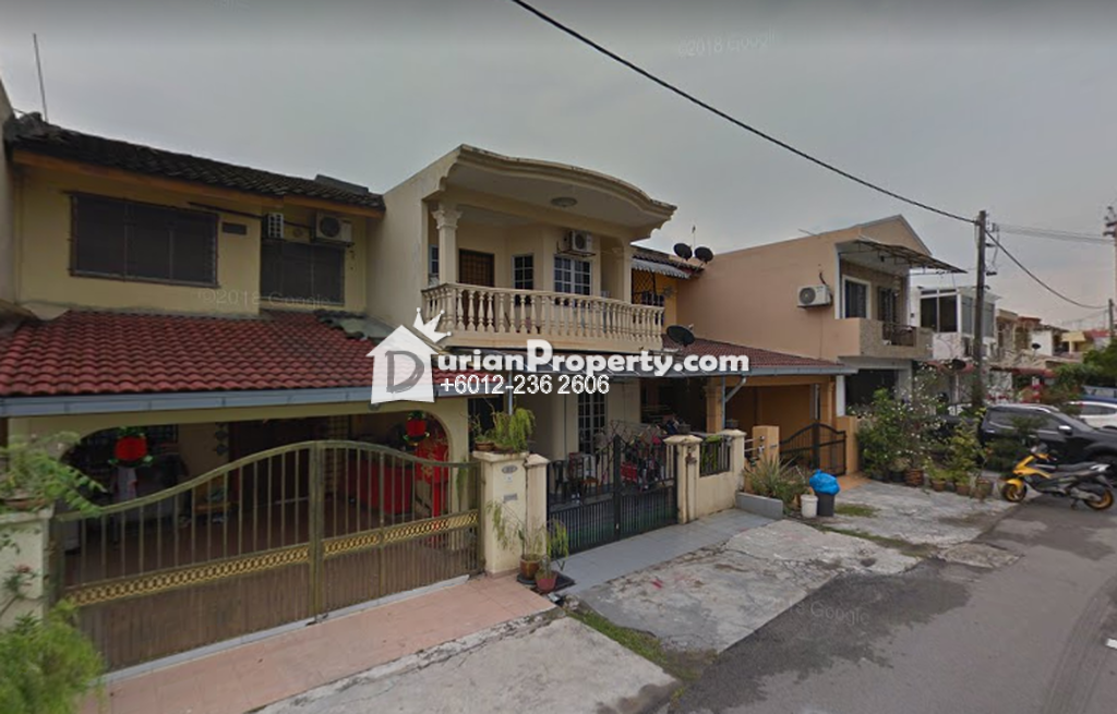 Terrace House For Sale at Taman Cheras Indah, Cheras