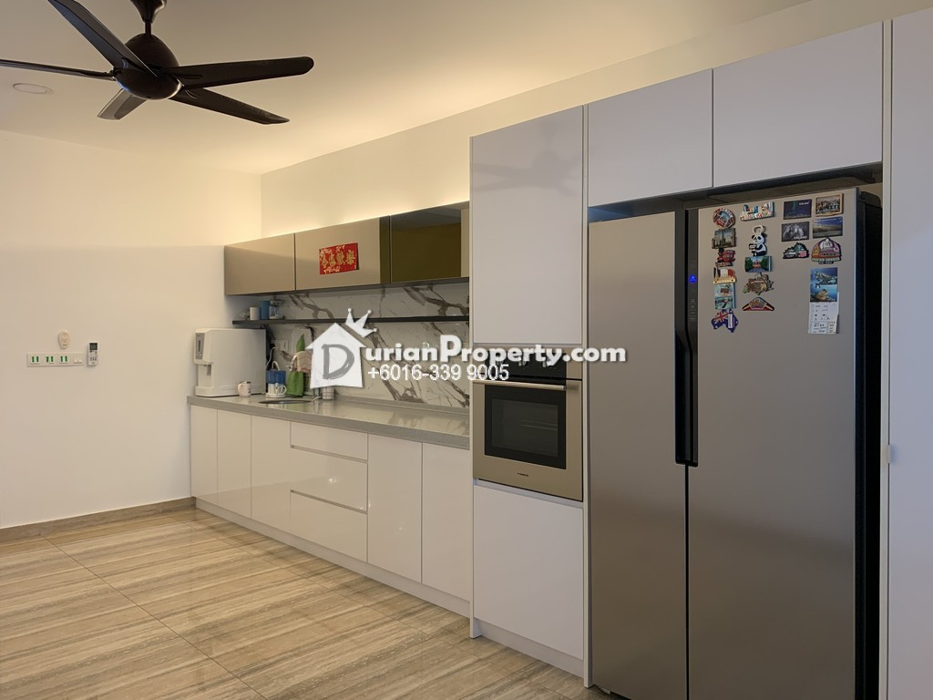 Terrace House For Sale at Bayu Damansara, Kota Damansara