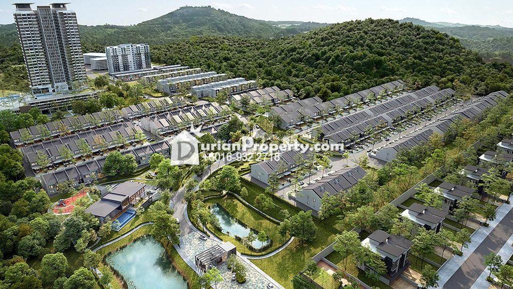 Terrace House For Sale at Lambaian Residence, Kajang