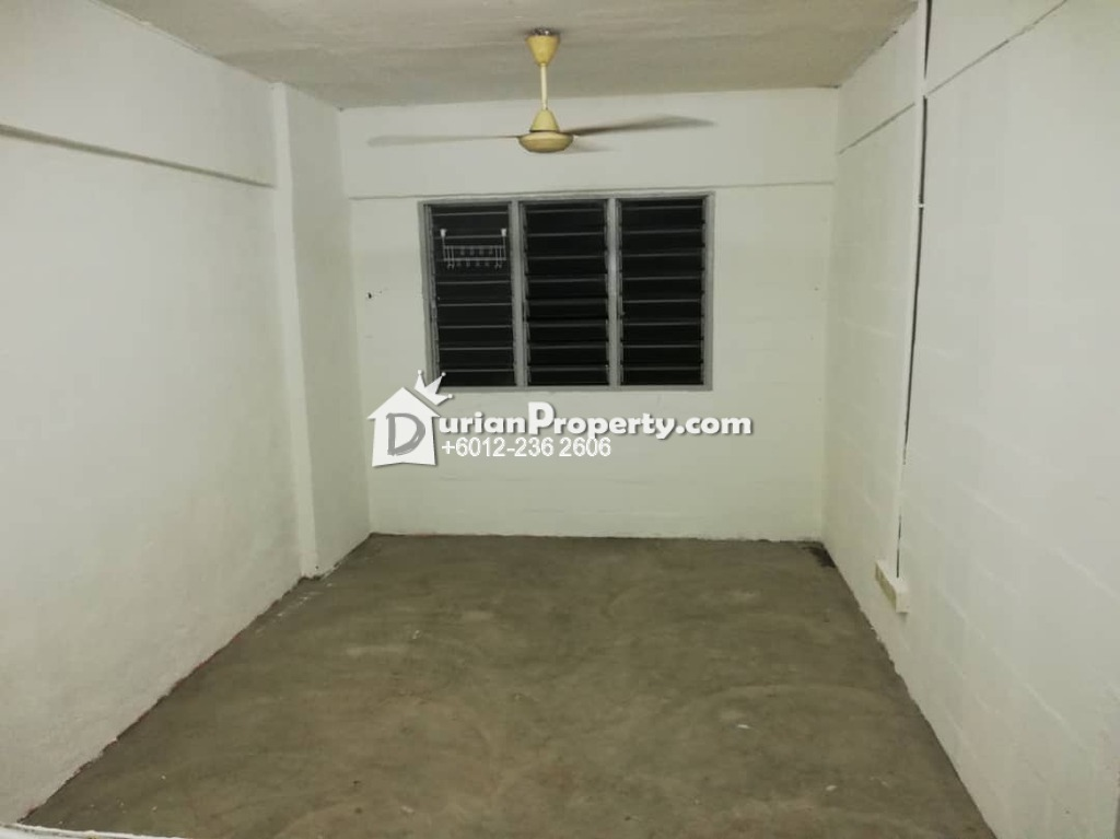 Apartment For Rent at Pangsapuri Segar Ria, Taman Segar