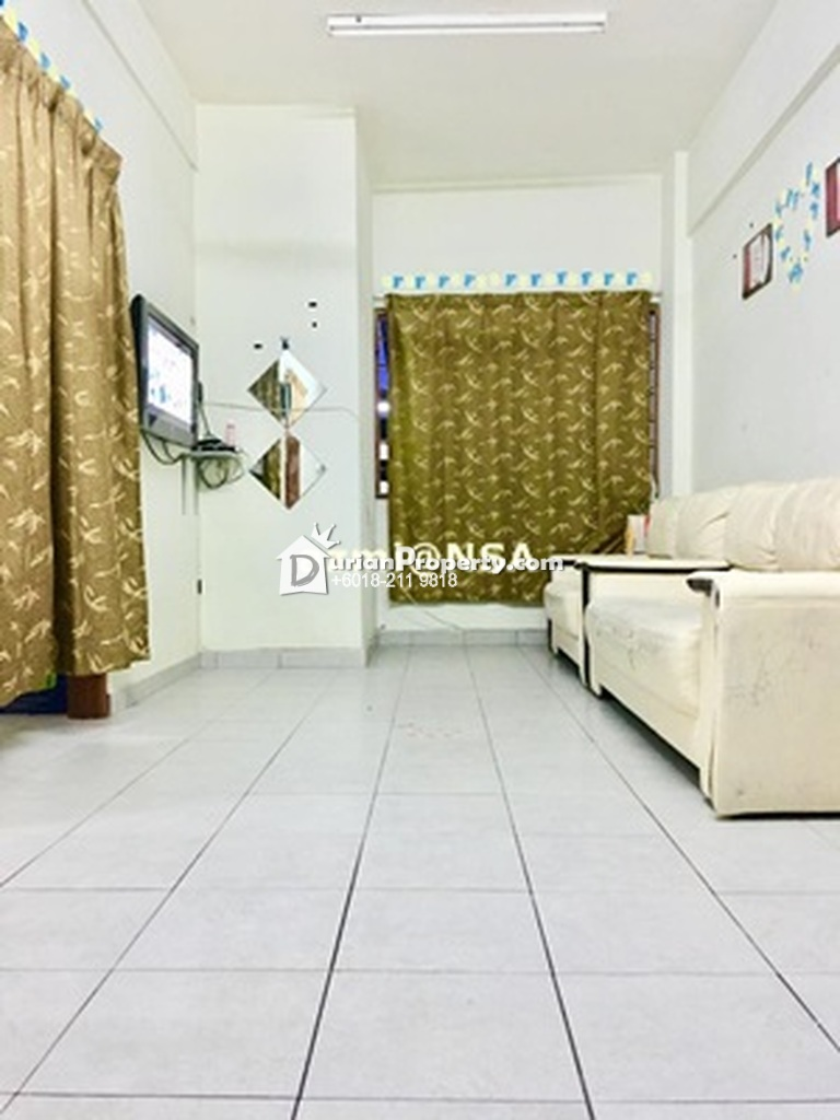 Apartment For Rent at Section 7, Bandar Baru Bangi
