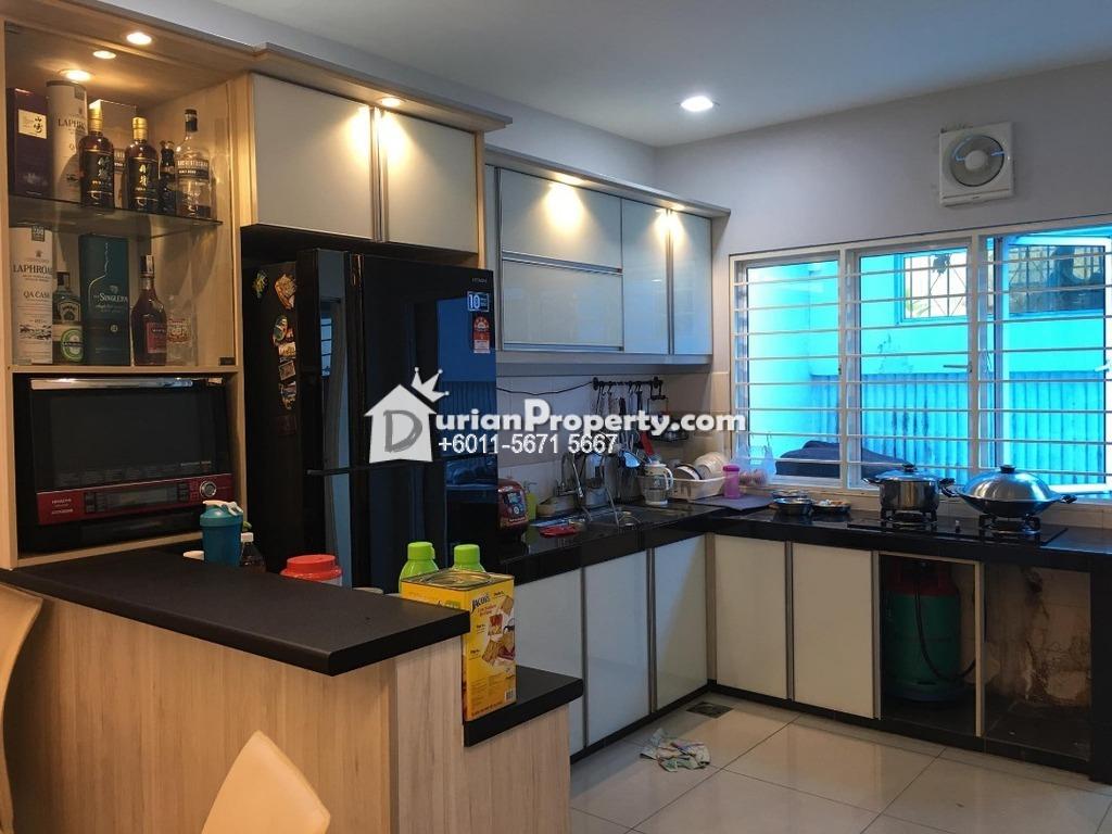 Townhouse For Rent at Chestwood Terrace, Bandar Utama