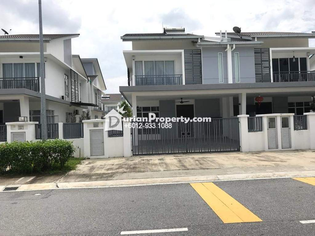 Semi D For Auction at M Residence 2, Rawang