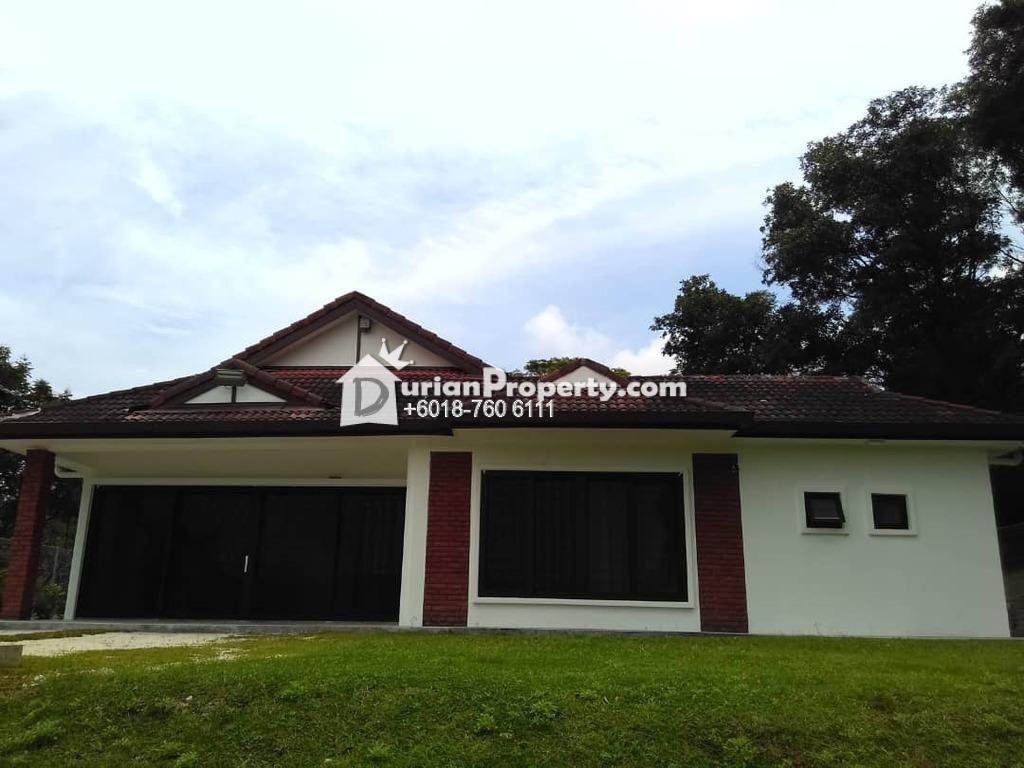 Bungalow Lot For Sale at Rasah Kemayan, Seremban 2