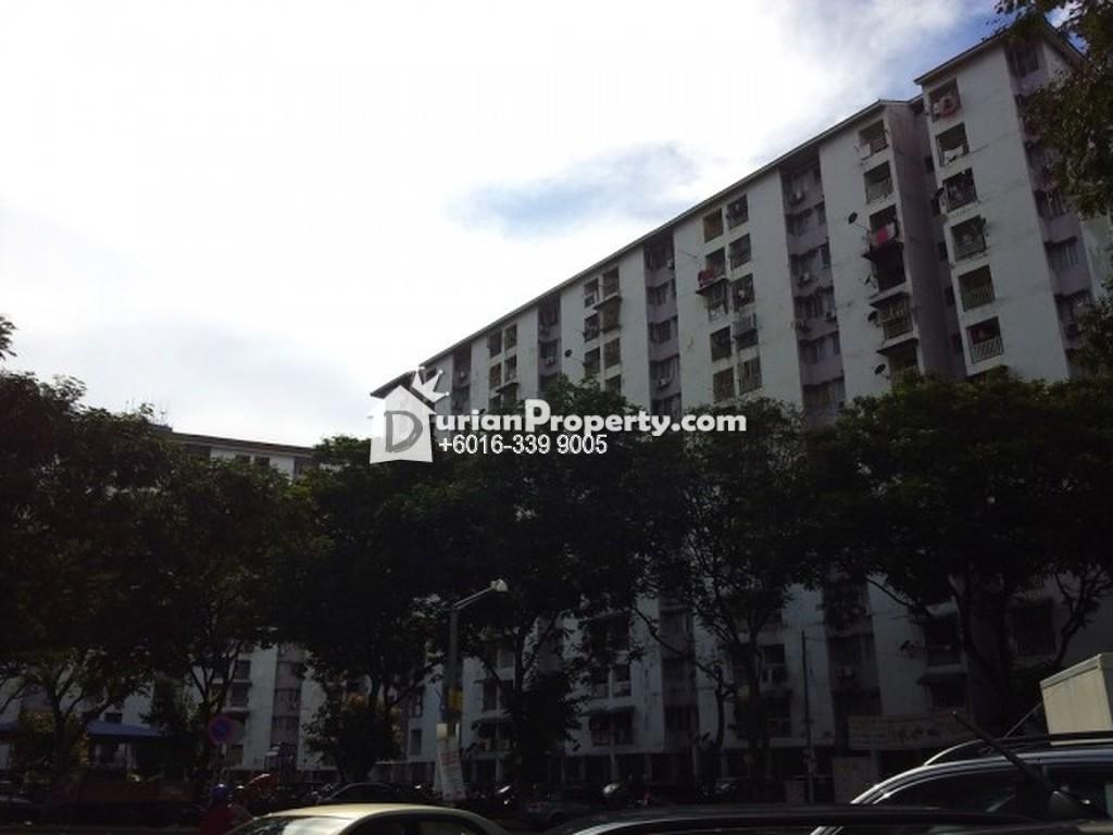 Apartment For Sale at Teratai Mewah Apartment, Setapak