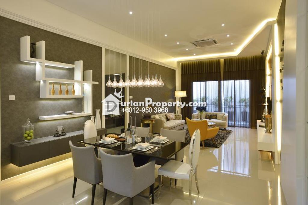 Serviced Residence For Sale at Taman Subang Murni, Subang
