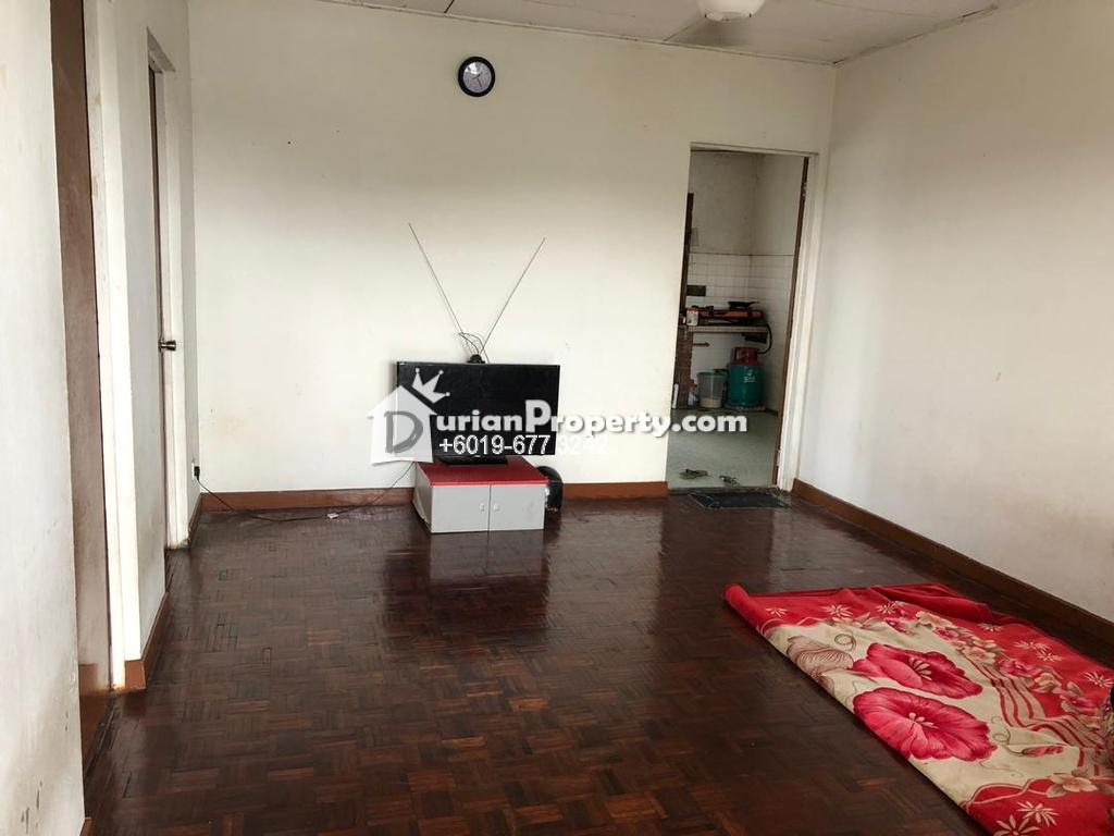 Flat For Sale at Section 24, Shah Alam