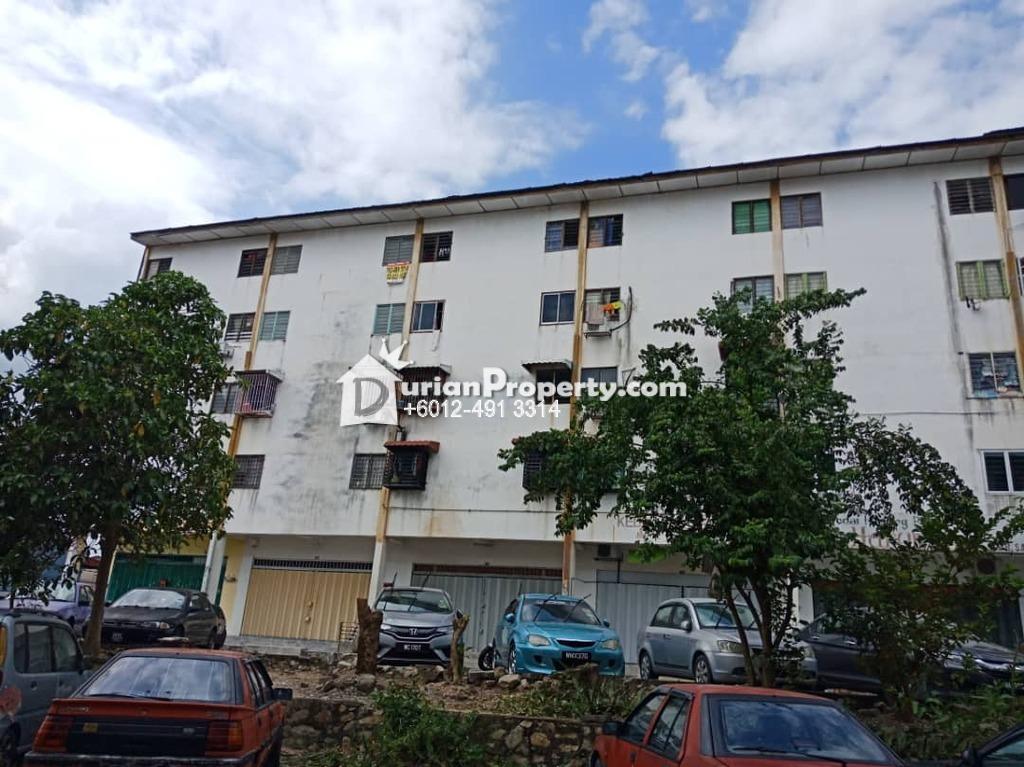 Flat For Rent at Flat Taman Damai Jaya, Taman Damai Jaya