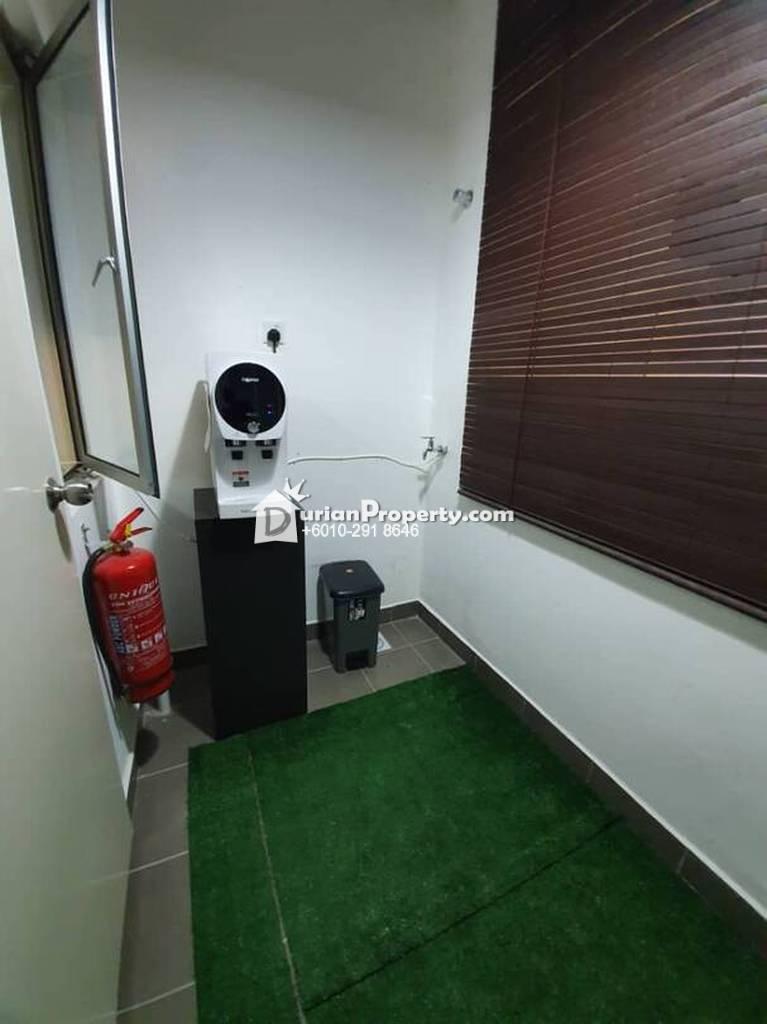 Apartment For Rent at SAVANNA Executive Suite Southville City, Bangi
