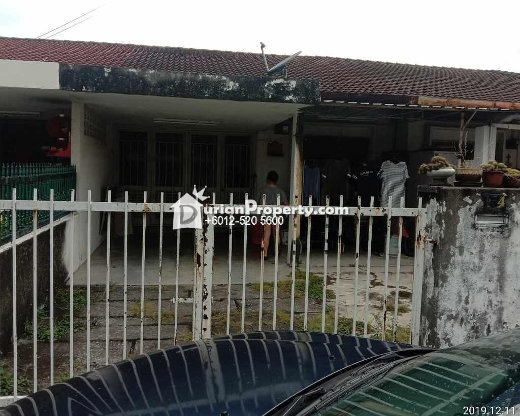 Terrace House For Auction at Taman Sri Segambut, Kuala Lumpur