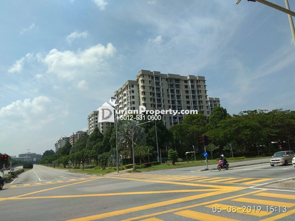 Condo For Auction at Cyberia SmartHomes, Cyberjaya