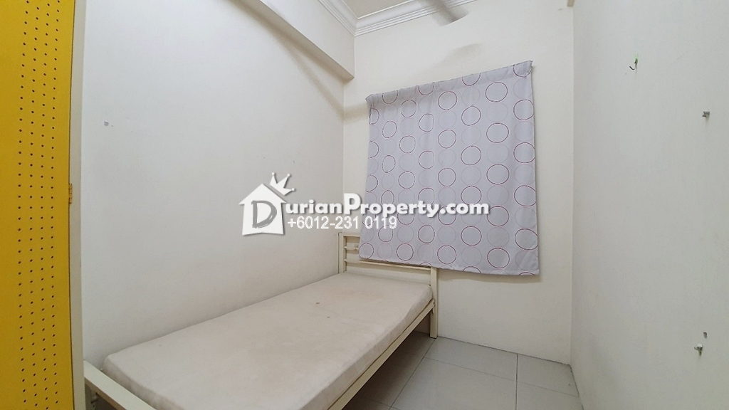 Apartment For Sale at Pangsapuri Melor, Bandar Baru Bangi