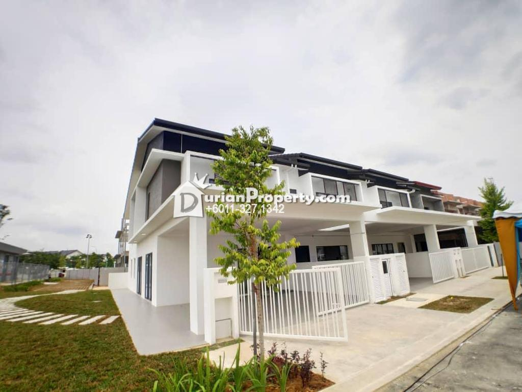 Terrace House For Sale at Resort Homes, Bandar Sri Sendayan
