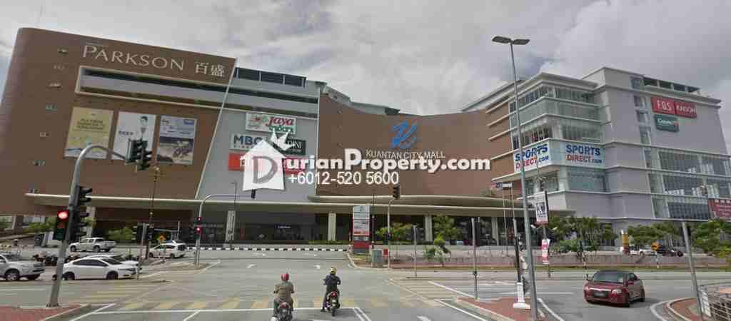 Terrace House For Auction at Kuantan, Pahang