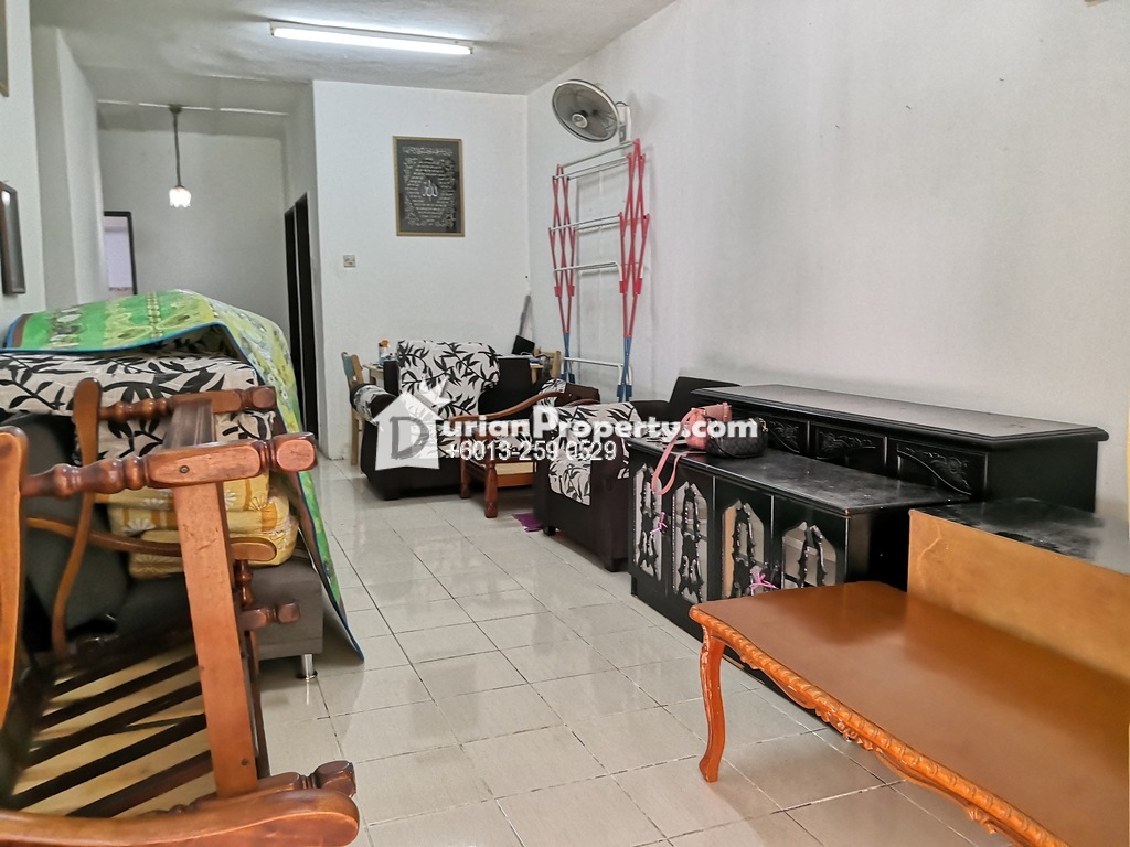 Terrace House For Sale at Taman Keramat, Selangor