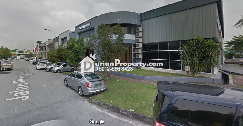 Terrace Factory For Rent at Hicom Glenmarie, Shah Alam