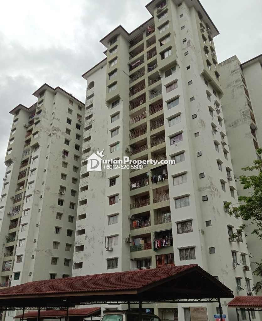 Apartment For Auction at Winner Court B, Desa Petaling