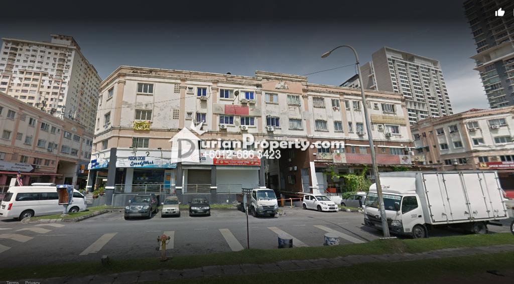 Shop Apartment For Sale at Taman Serdang Perdana, Seri Kembangan