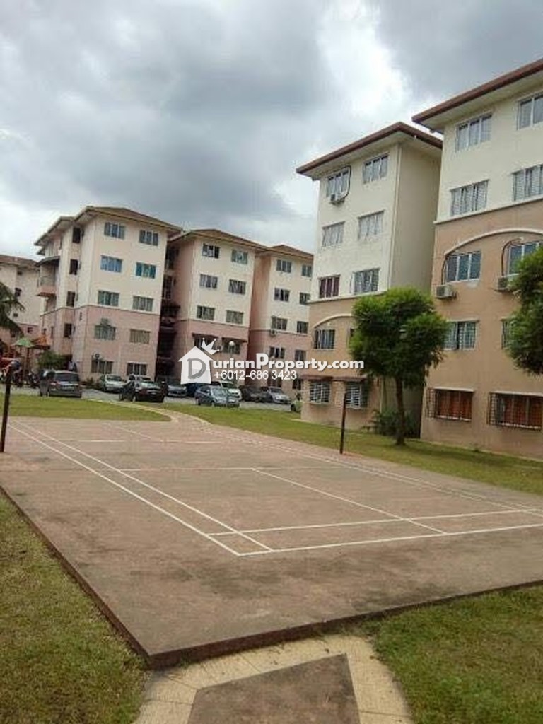 Apartment For Sale at Teratai Apartment, Kajang