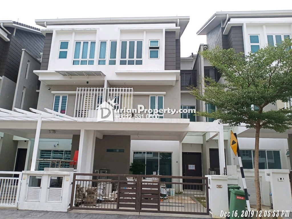 Terrace House For Auction at Tiara South, Semenyih