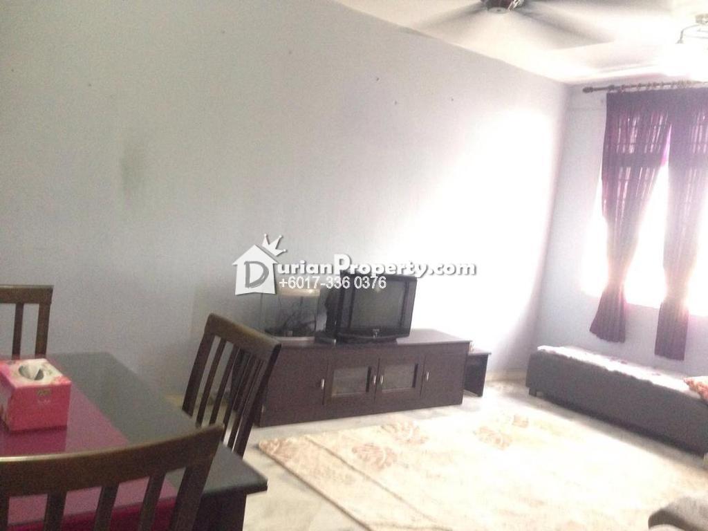 Apartment For Rent at Ilham Apartment, TTDI Jaya