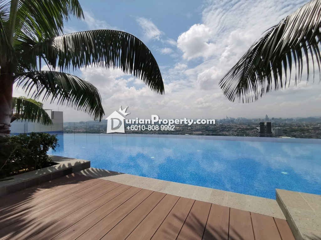 Serviced Residence For Sale at Sapphire Paradigm, Petaling Jaya