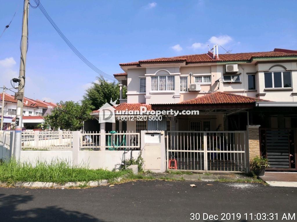 Terrace House For Auction at Bandar Puteri Klang, Klang