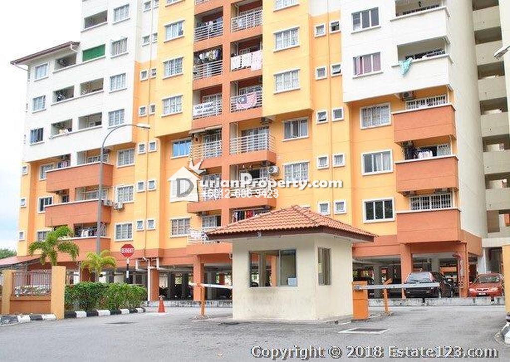 Serviced Residence For Rent at Serdang Skyvillas, Seri Kembangan
