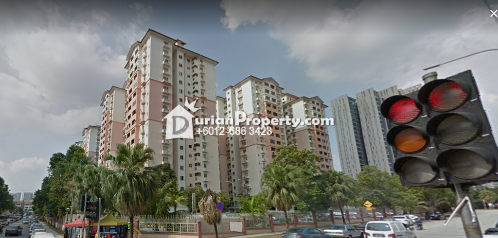 Condo For Rent at Aurora Sovo, Bukit Jalil