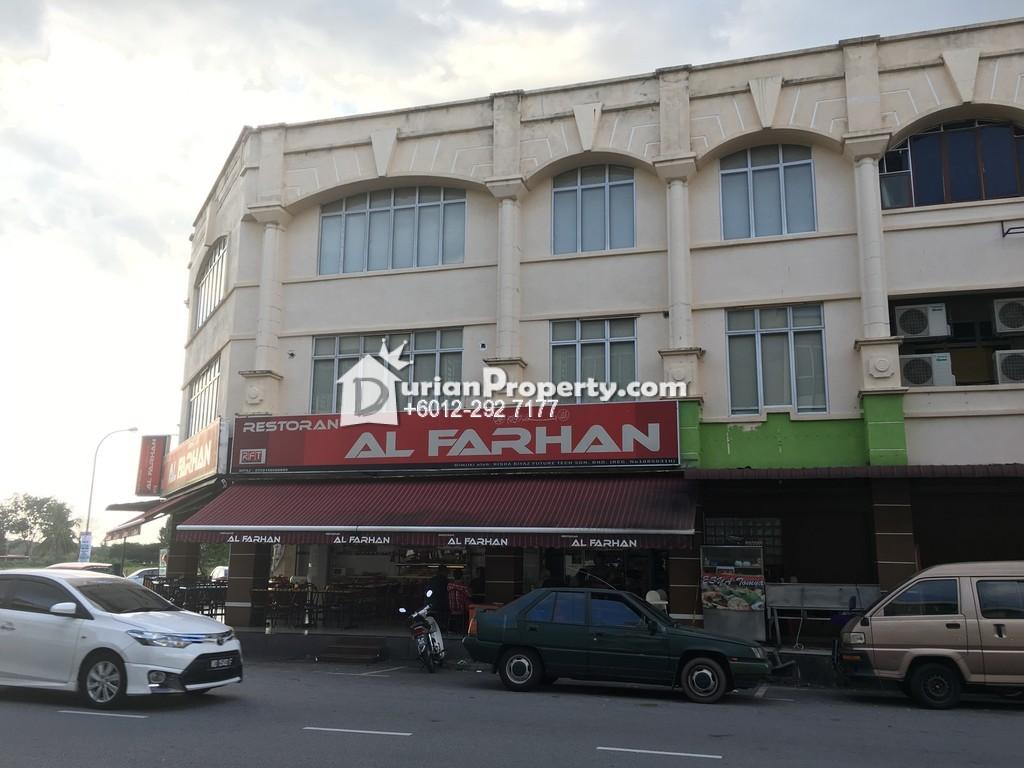 Shop Office For Sale at Taman Puchong Utama, Puchong