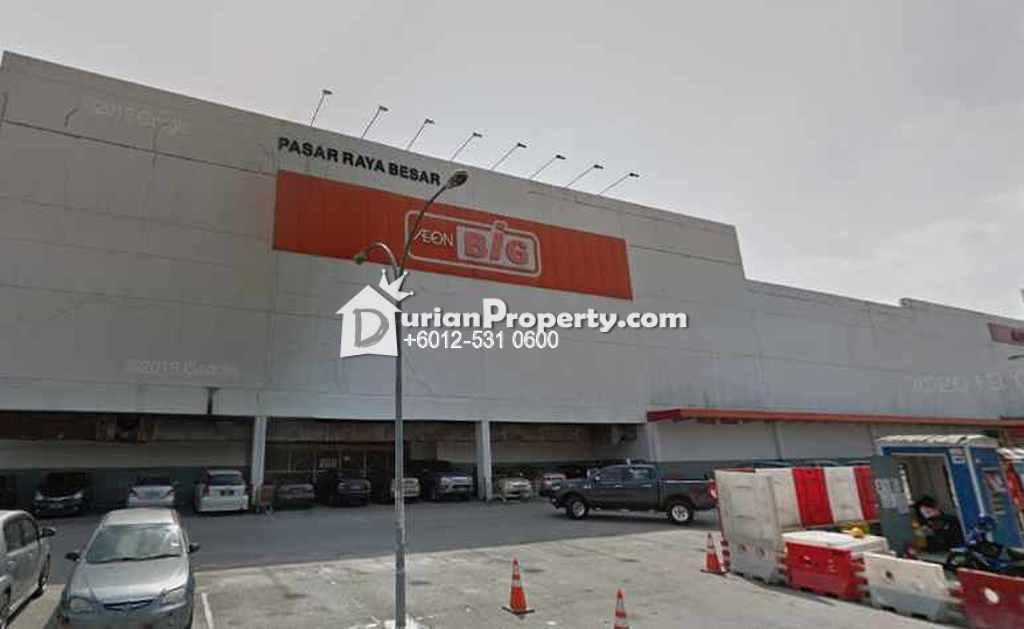 Flat For Auction at Desa Satu, Kepong