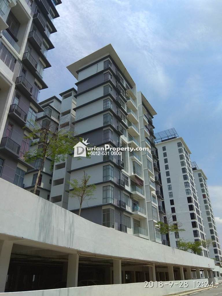 Condo For Auction at Lakeview Residency, Cyberjaya