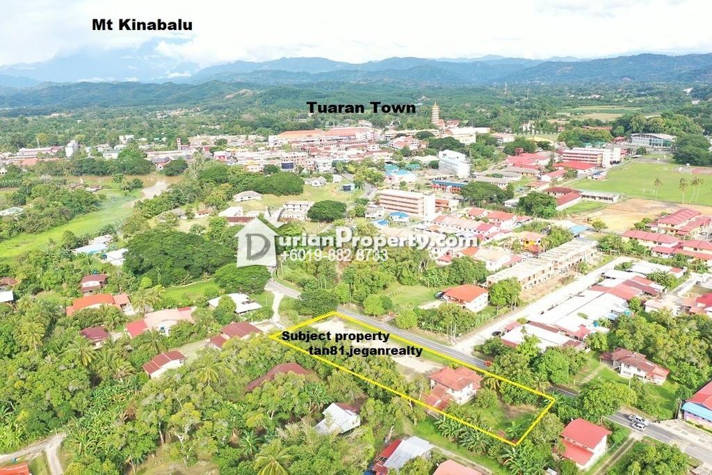 Bungalow Lot For Sale at Tuaran, Sabah