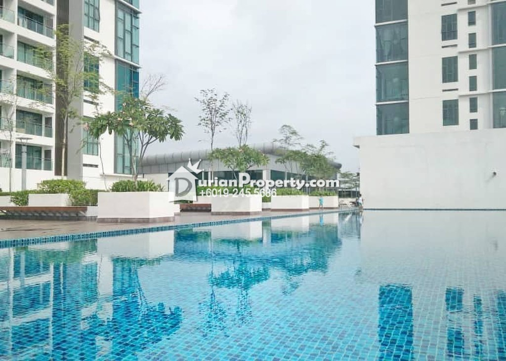 Condo For Sale at EVO Soho Suites, Bandar Baru Bangi