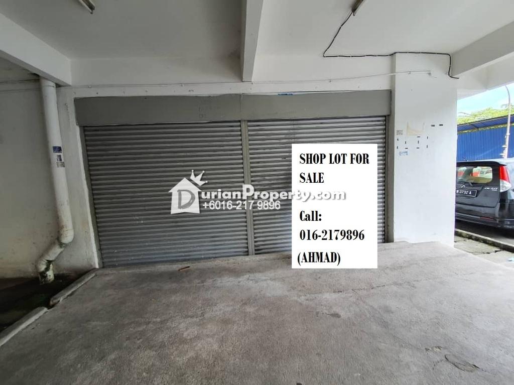 Shop For Sale at Taman Desa Tasek, Kuala Lumpur