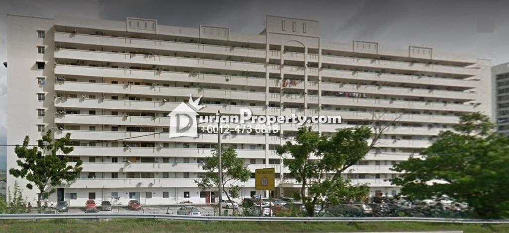 Apartment For Sale at Desa Putra (Queensbay), Bayan Lepas
